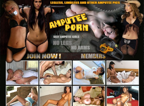 Amputee Porn Discount Deal