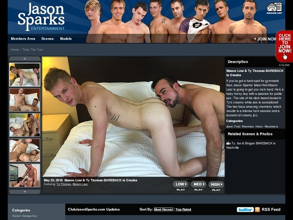 Club Jason Sparks Join Free