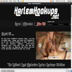 Harlem Hookups Register Form