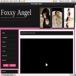 Join Foxxy-angel.xxx Paypal