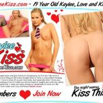 Kaylee Kiss Discount Pass