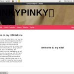 Kinky Pinky New Videos