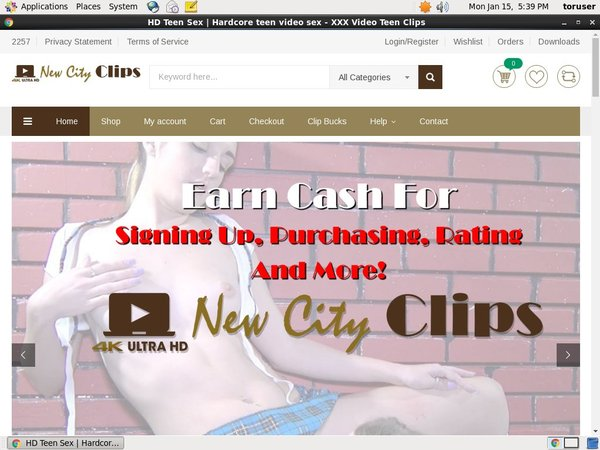 New City Clips Network Login