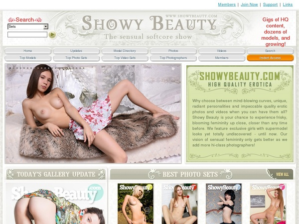 Porno Showy Beauty