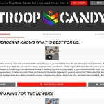 Troop Candy Customer Support
