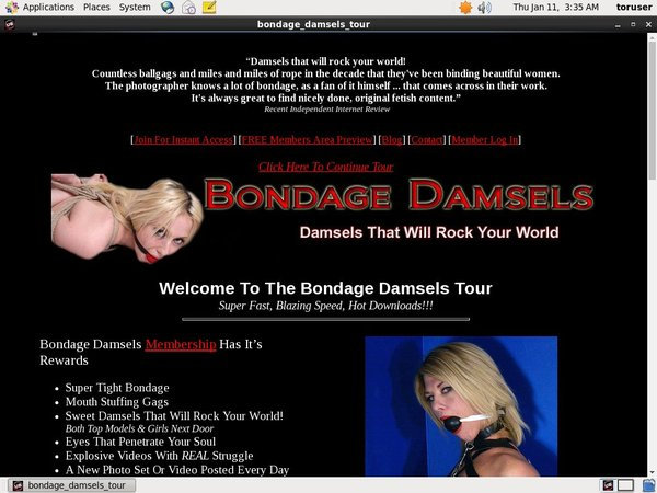 Deane Productions Site Rip