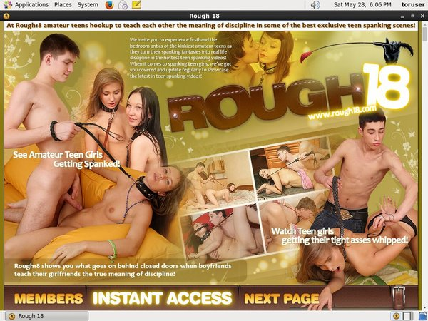 Get Inside Rough 18